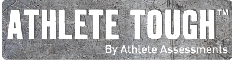 ATHLETE TOUGH Logo