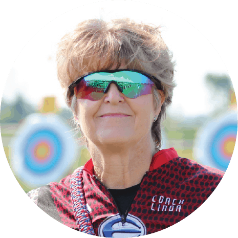 Coach Linda Beck