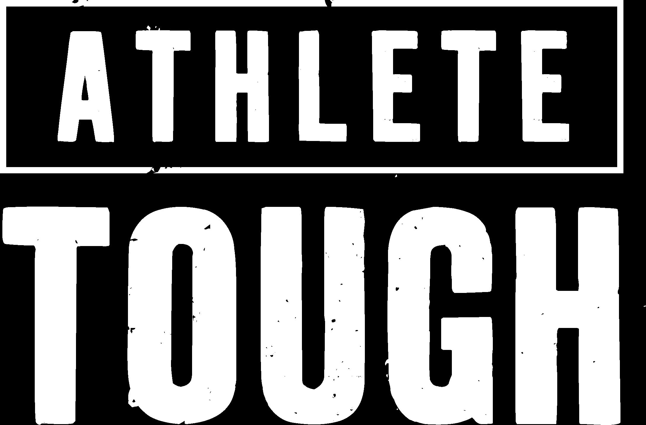 AthelteTough-Logo-White